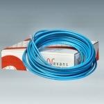 Комплект на основе одножильного кабеля TXLP1 с безмуфтовым соединением. С шагом 10 см. - 15,6 кв. м.