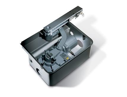 Комплект подземных приводов CAME FROG створка до 3,5 метра, вес до 800 кг, цикличность 30 %