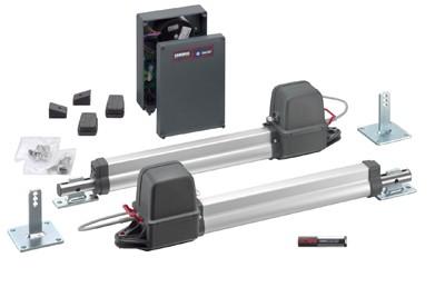 Комплект приводов для распашных ворот весом до 200 кг. створка 2м. TWIST200.