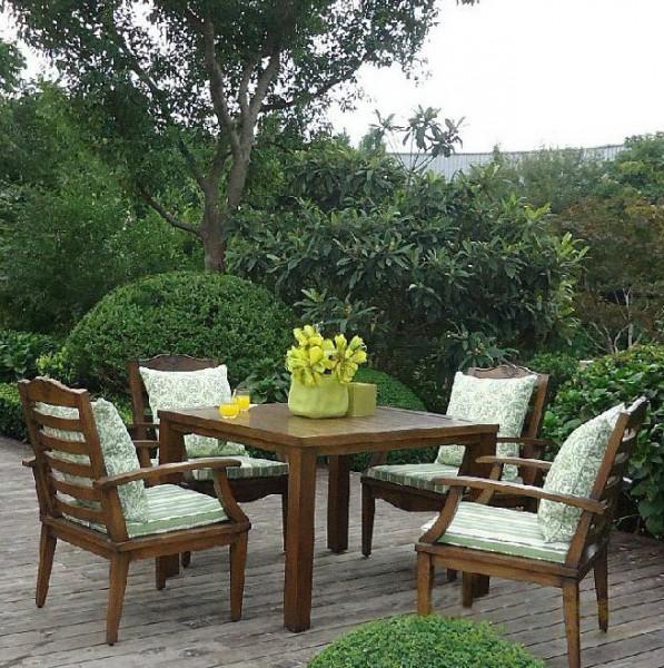 Комплект садовой мебели София (стол 4 стула)
