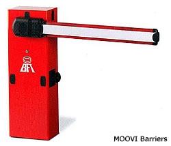 Комплект шлагбаума BFT MOOVI 50 ( длина стрелы 5 м) интенсивность 70%