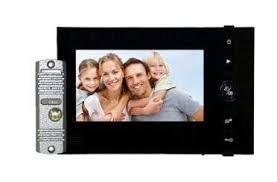 Комплект цветного видеодомофона DigiGuard DG-715P4.