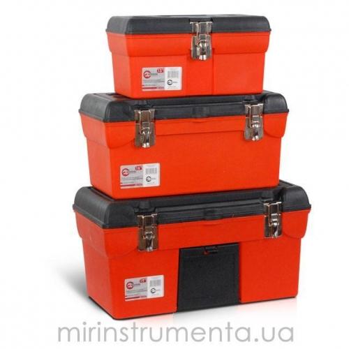 Комплект ящиков для инструмента INTERTOOL BX-0006