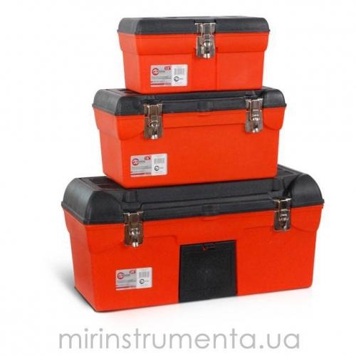 Комплект ящиков для инструмента INTERTOOL BX-0007
