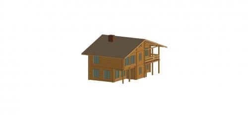 Комплектация и строительство деревянных домов.