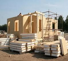 Комплекты домов из сип панелей для самостоятельной сборки на готовом фундаменте.
