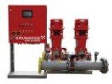Фото  1 Комплектные насосные агрегаты для установок водяного и пенного пожаротушения 1421851