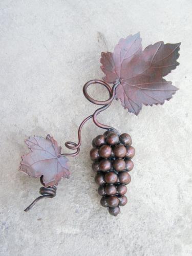 Композиция виноградная большая