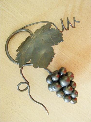 Композиция виноградная средняя