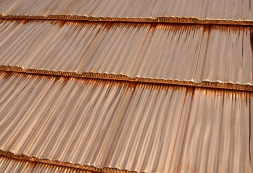 Композитная металочерепица METROTILE, EVERTILE