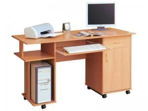 """Компютерний стіл """"СК-140"""" высота - 785 мм глубина - 595 мм ширина - 1360 мм"""