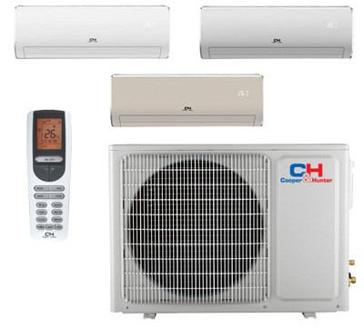 Фото  1 Кондиционер Cooper&Hunter CH-S09FTXS-W Design Inverter 295848