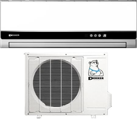 Кондиционер Dekker DSH135R/GI DC inverter ION Gloria(R410)