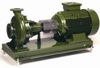 Консольные насосы серии NCBZ-4P (1450 об/мин)