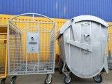 Фото 1 Контейнер мусорный металлический, бак для мусора 339619