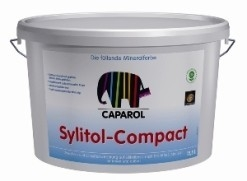 Контактная грунтовочная краска Sylitol-Compact Caparol.