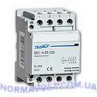 Контактор модульный RUCELF MC1-4-25-220
