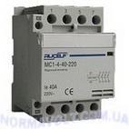 Контактор модульный RUCELF MC1-4-40-220