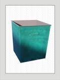 Контейнер для мусора 0,75 м. куб. сталь 2,0 мм