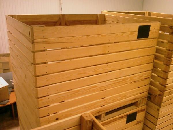 Контейнер картофельный 1600х1200х1200