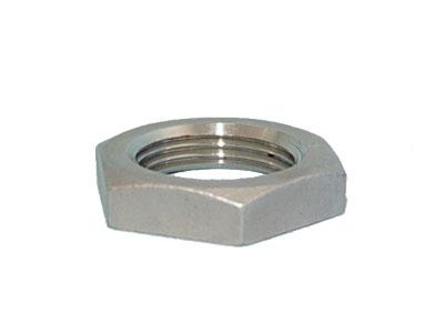 Контргайка из нержавеющей стали AISI 304, 316 ГОСТ 8968 Ду15-100