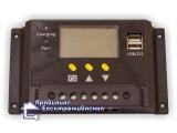 Фото  1 Контролер заряду LMS 2420 12-24В, 30А для сонячних фотомодулів 2000051