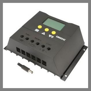 Контроллеры заряда/разряда аккумуляторов для солнечных батарей