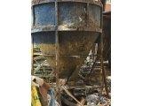 Фото  2 Конусная бадья для бетона 2 м. куб 2065670