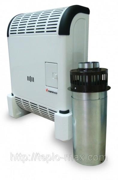 Конвектор газовый Донецк Ferrad AC-2 FE (с вентилятором)