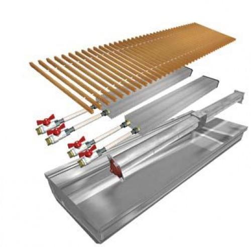 Конвектор отопления POLVAX повышенной мощности