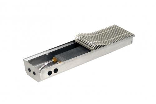 Конвектор внутрипольный КПЕ.240 с естественной конвекцией.