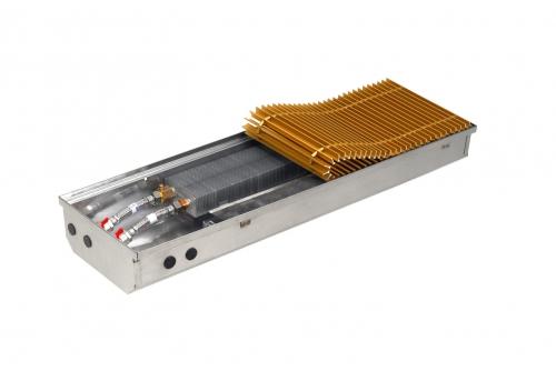 Конвектор внутрипольный КПТ.306 с принудительной конвекцией.