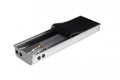 Конвектор внутрипольный POLVAX с естественной конвекцией