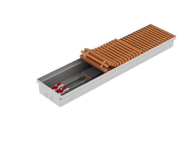 Конвектор внутрішньопідлоговий ТМ FanCOil FC 09 230.1000