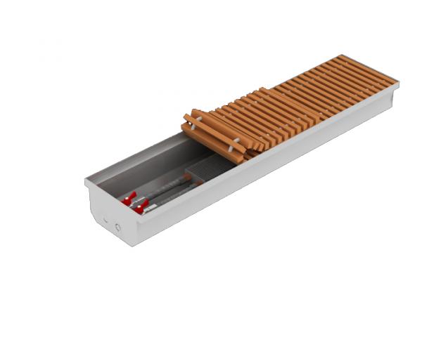 Конвектор внутрішньопідлоговий ТМ FanCOil FC 12 230.1000