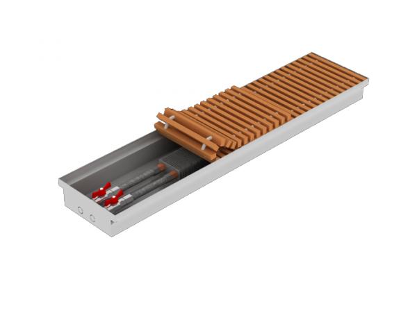 Конвектор внутрішньопідлоговий ТМ FanCOil FC 65 170.1000