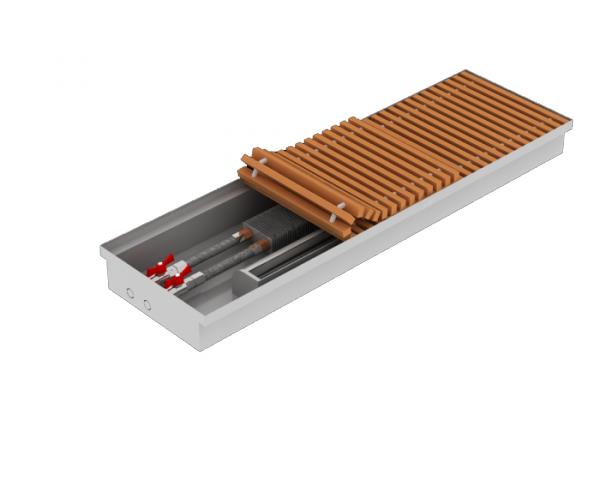 Конвектор внутрішньопідлоговий ТМ FanCOil FCF 09 mini 230.1000