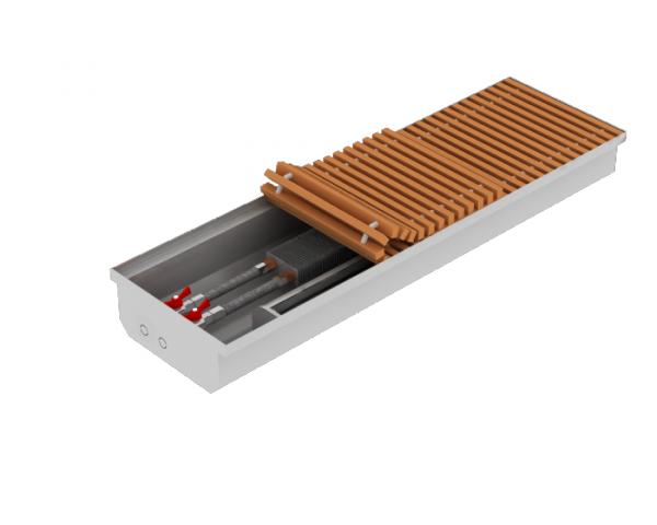 Конвектор внутрішньопідлоговий ТМ FanCOil FCF 12 mini 230.1000