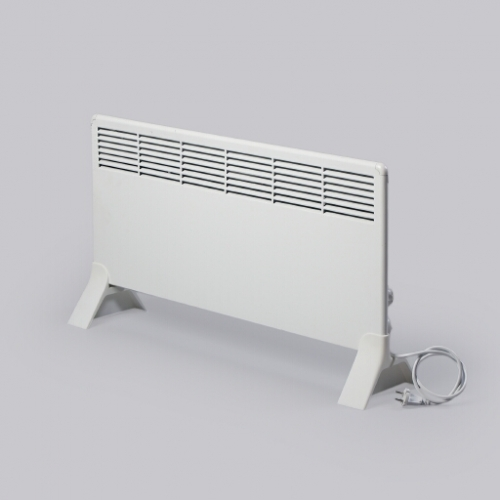 Конвекторы BETA Ensto (Финляндия)с электромеханическим терморегулятором, EPHBM10P 1000 Вт, 853 x 389 x 85 мм