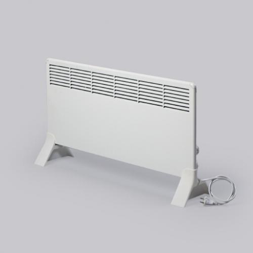 Конвекторы BETA Ensto(Финляндия)с электронным терморегулятором, EPHBE07P 750 Вт, 719 x 389 x 85 мм