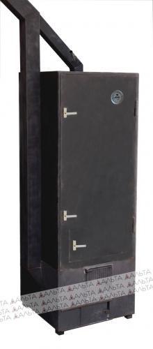 Коптильный шкаф КШ Дальта-300 для горячего копчения рыбы и мяса
