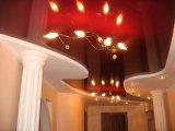 Фото 1 Европейские натяжные потолки 3,25м Pongs 323530