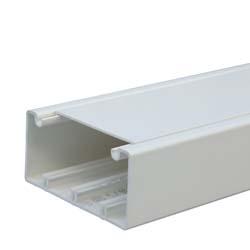 Короб кабельный пластиковый 10х10-100х60