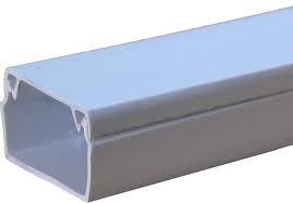 Короб пластиковий E. NEXT e. trunking. stand.80.60, 80х60мм, 2м