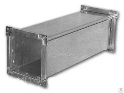 Короба вентиляционные под заказ (с НДС)