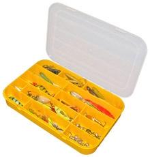 Коробка 5-35 ячеек 7035 Коробка на 5-35 ячеек, 30 съемных перегородок Размер:L x B x H :300x200x45 вес : 0.35 кг