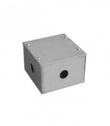 Коробка распределит. металлич. КР20 (200х200х90)