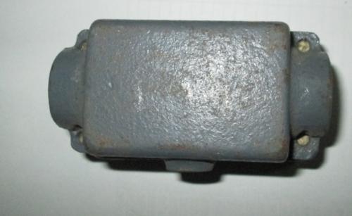 Коробка силовая КМП1 1/2 ІР55