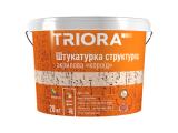 Фото  1 Штукатурка акриловая структурная короед зерно 1-1,5 Триора, 20 кг 627482
