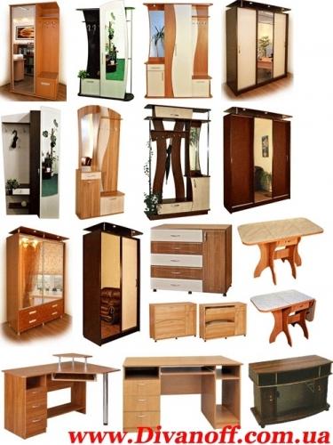 Корпусная мебель в Киеве на заказ